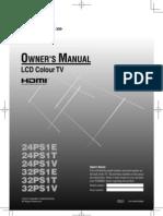 toshiba PS1E-UserManual