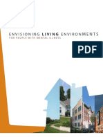 Envisioning Living Environments For People With Mental Illness