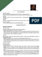 CV - Andrea Vitali