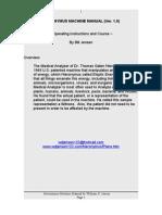 34449700 Hieronimus Machine Manual