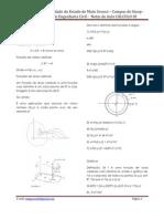 Notas de Aula - Cálculo III