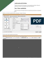 Manual de Scribus Software Libre