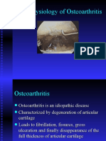 Pa Tho Physiology of Osteoarthritis