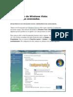 VISTA-Rendimiento de Windows Vista