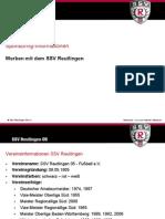 Sponsoren-Info SSV Reutlingen