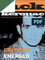 Jack Kerouac - Orpheus Emerged