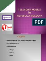 Telefonia Mobila in Rep Moldova
