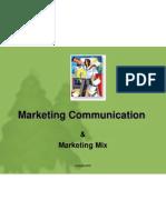 Marketing Communication Mix