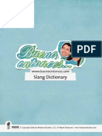 BE Slang Dictionary