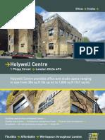 Holywel Centre