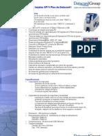Especificaciones y Caracteristicas de la Impresora SP75 PLUS
