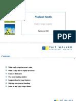Presentation 2 - Michael Smith Tait Walker