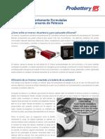 Pro Battery Inversores Faq