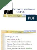 Governo de João Goulart  (1961