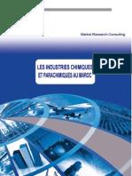 Les Industries Chimiques Et Parachimiques Au Maroc