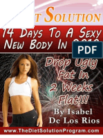 Days to a Sexy Body in 2010
