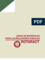 Rotaract - Rrpp Kit
