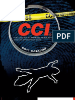 CCI Ammunition 2011 Catalog