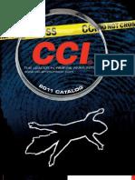 CCI Ammunition 2011 Catalog