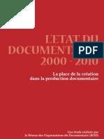 etat du documentaire-2000-10