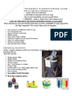 Soap Making Machine Info