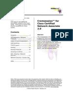 BrainBuzz Cram Session for CCNA Cisco Certified Network Associate (640-507)