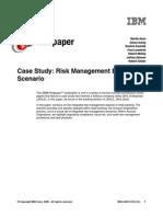 Bank Risk Management Case Study