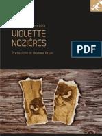 GRUPPO SURREALISTA, Violette Nozières