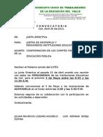 Convocatoria Personeros i.e. y Asofamilas-04.25.11