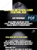Social Media and Social Learners