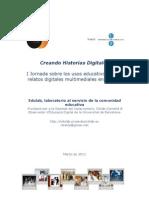 Memoria de la Jornada 'Creando Historias Digitales'-2011