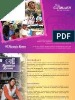 Credimujer (brochure)