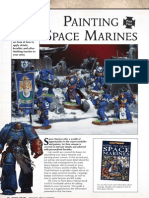 Painting Space Marines Part 2