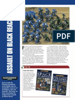 Painting Workshop Assault on Black Reach Painting Guide
