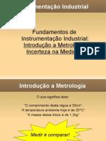 Metrologia Incerteza