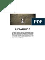 METALOGRAPHY