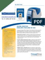 Impresora Datacard SP35 Plus