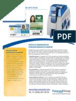 Impresora Datacard SP75 Plus