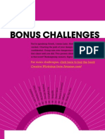 50503786 Creative Workshop Bonus Challenges