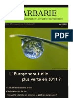 Barbarie Avril 2011