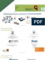 Brochure GQ SAS - Equipos Para Laboratori