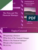 Chapter 01 financial mangement