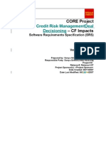 04 CF SRS DD Requirements4.07 CORE Project