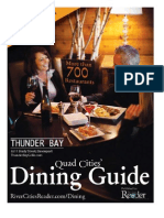 Quad Cities' Dining Guide - Spring & Summer 2011