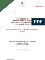 IV Conferencia España-Iberoamérica de RSE