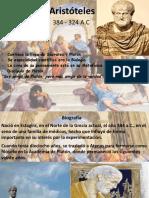 Aristóteles-Historia de la Filosofía Décimo- San Martín de los Llanos Meta
