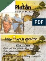 Platon y Las Ideas - Historia de Filosofía Décimo  San Martín de los Llanos Meta