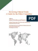 Ethics Guide Sample