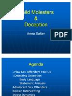 Savannah 4.15.11 #1 Deception New