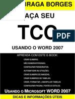 Usando o Editor de Texto No TCC